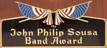 Sousa Band Award